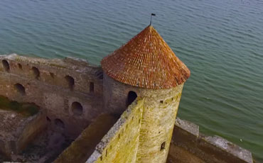 Крепости и замки Украины