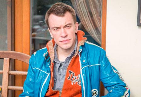 Сергей Куприн